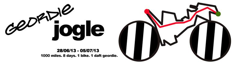 The Geordie Jogle.