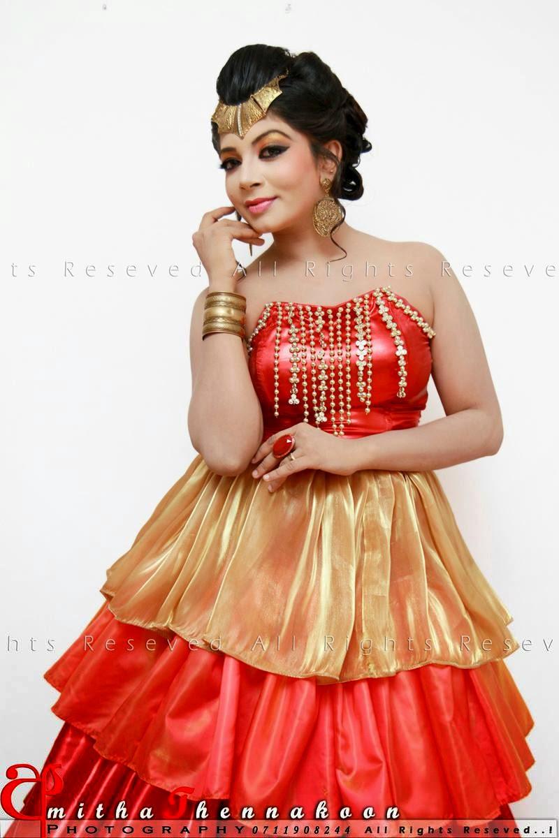 cute Udari Kaushalya Udayakumar