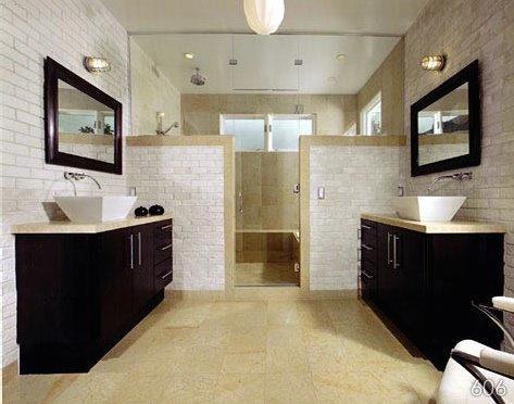 Fresco Octagon White Floor Tile - Bathroom Tiles, Kitchen, Floor