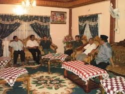 Lawatan Pegawai Penerangan Tan Sri Muhyiddin Yassin ke Tungku