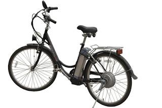 Le vélo dont j'ai tant rêvé !