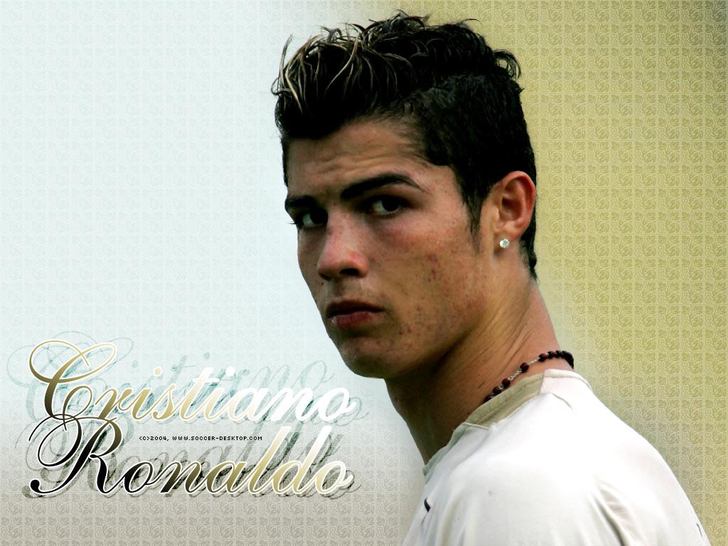 Cristiano Ronaldo Wallpapersfree Download Foot Ball Player