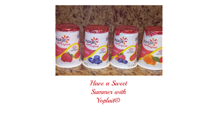 Have a Sweet Summer with Yoplait yogurt and win $15 PayPal