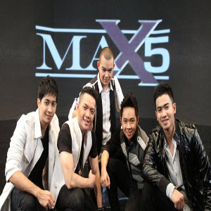 Max 5 - Cinta Rahasia