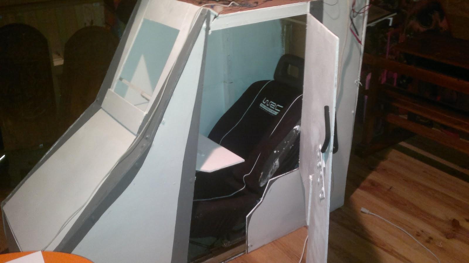 megatronic cockpit pour orbiter. Black Bedroom Furniture Sets. Home Design Ideas