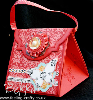 Pretty Exploding Purse by Bekka www.feeling-crafty.co.uk