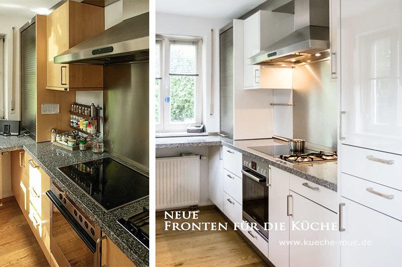 wer erneuert die Fronten bei den Küchenschränken? Lohnt sich das? Wir renovieren Ihre Küche und auf unserer website sehen Sie, dass sich das für Sie lohnt!