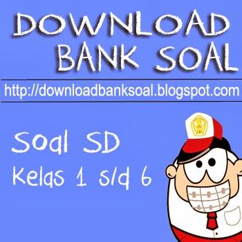Download Bank Soal Sd Kelas 1 Download Bank Soal