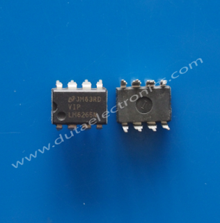 Jual IC LM6265N High Speed Operational Amplifier