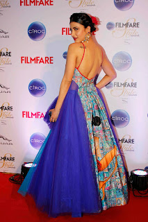 Actress Shruti Haasan Pictures at Ciroc Filmfare Glamour Style Awards 11