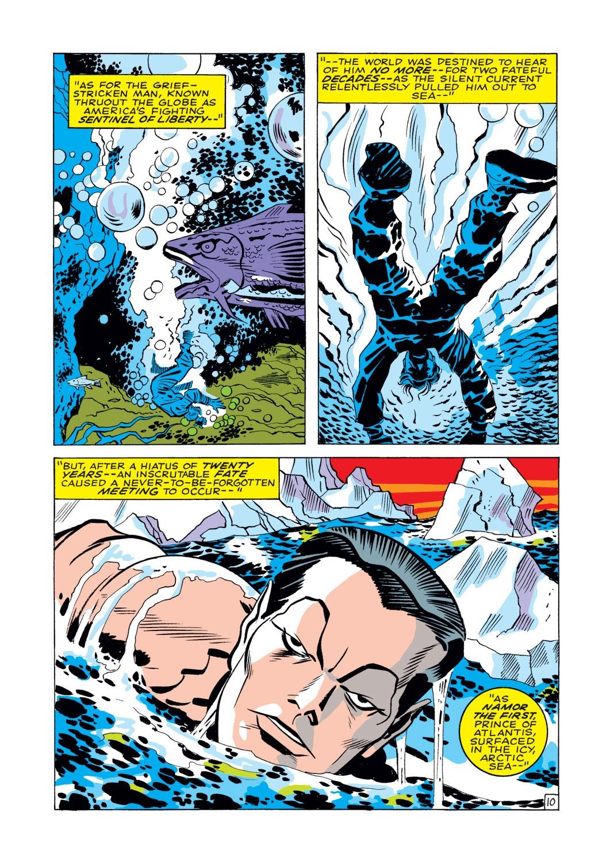 Captain America (1968) Issue #112 #26 - English 11