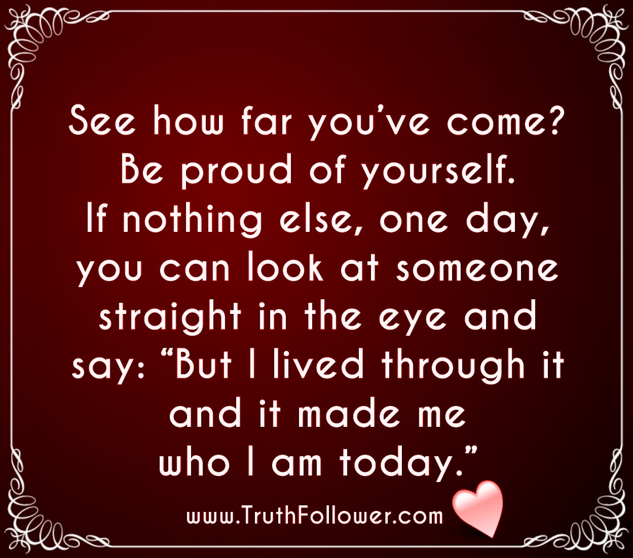 Proud Of You Quotes Be Proud Of Yourself Inspirational Quotes