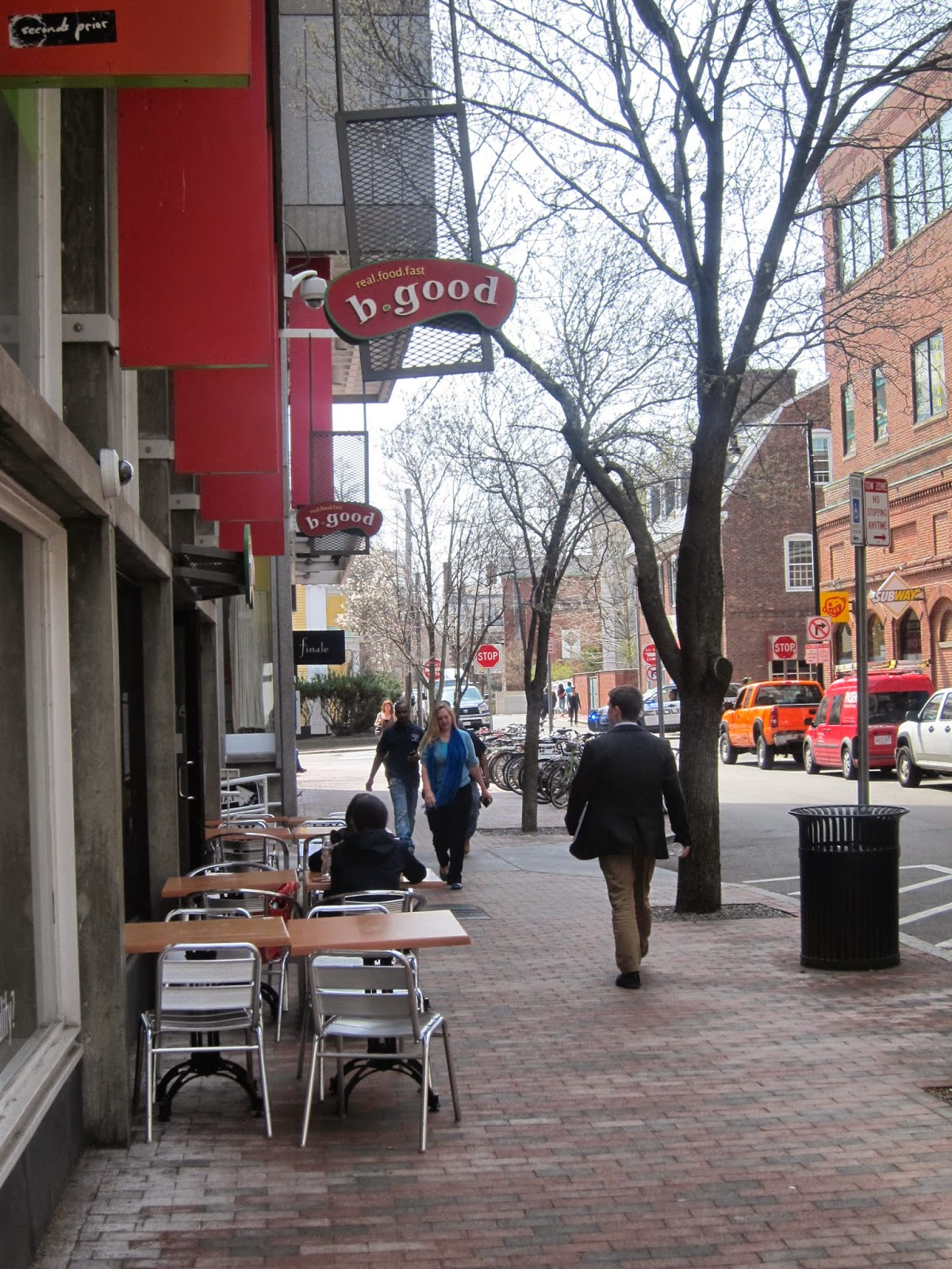 b.good in Harvard Square | The Economical Eater
