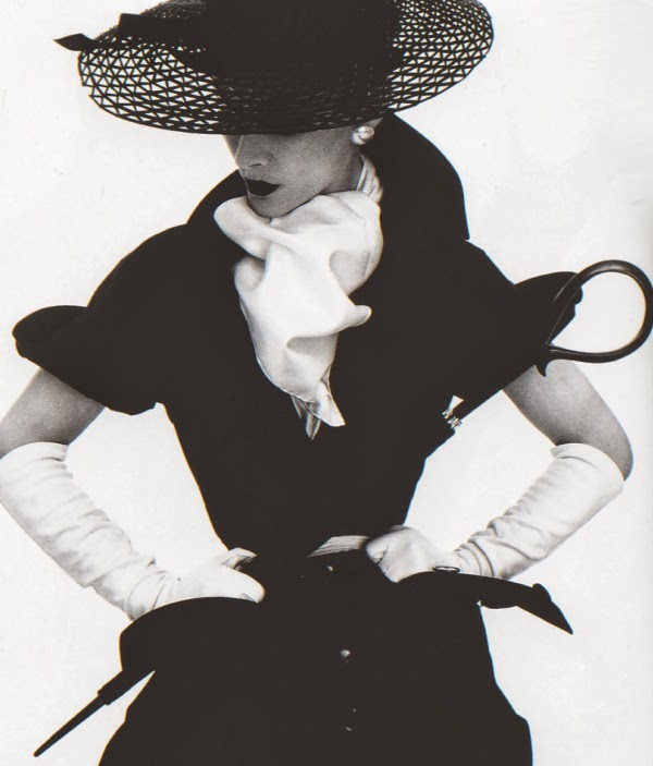 {arts & culture | photographer : irving penn}