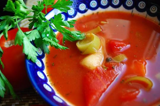 "Zupa pomidorowa ""Kamil"""