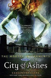 City of Ashes, Mortal Instruments, Cassandra clare