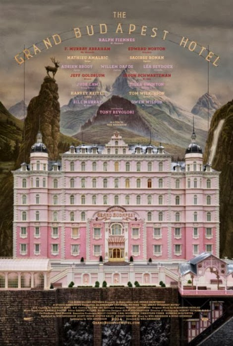 The Grand Budapest Hotel Trailer by Wes Anderson