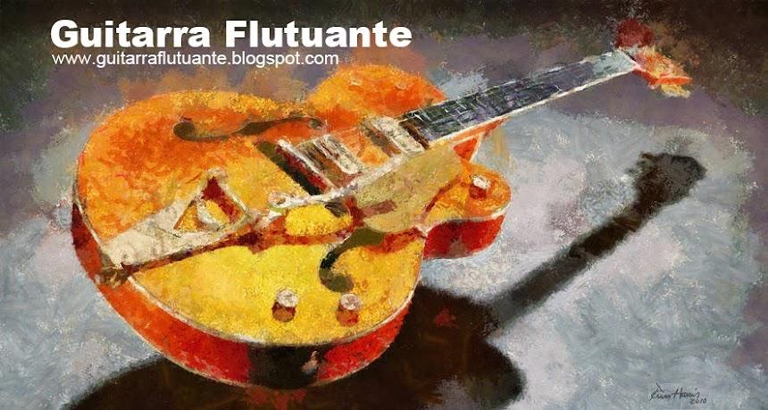 Guitarra Flutuante