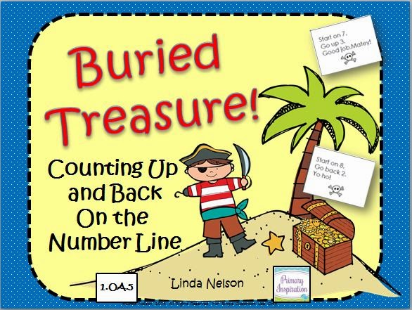 http://www.teacherspayteachers.com/Product/Buried-Treasure-Pirate-Game-for-Counting-Up-and-Back-on-the-Number-Line-1213490