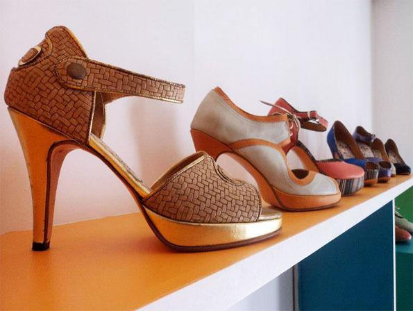 VYC Barceló moda zapatos y sandalias 2013.