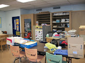 UGGH: moving into a new school/classroom is exciting but also daunting