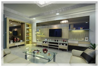 decoration interior luxury living room minimalist design