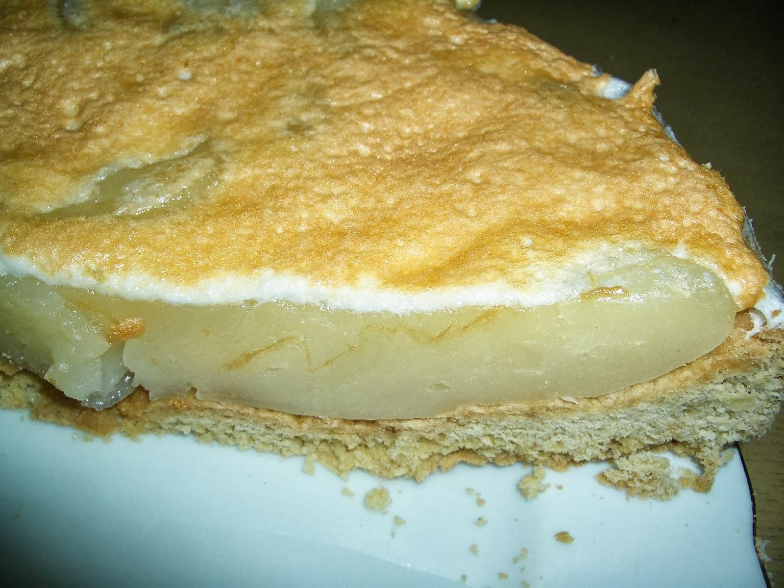Лимонный пирог из песочного теста рецепт выпечка и десерты 48