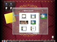 Video Desktop Garuda OS