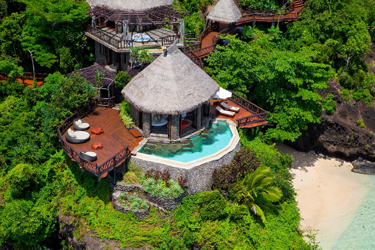 Fiji Pool Villa Resorts