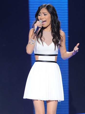 jessica sanchez american idol 11