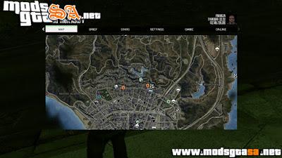 V - Mapa Estilo Satélite para GTA V PC