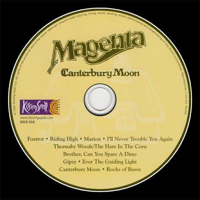 Magenta Canterbury Moon