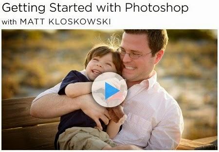 Getting Started with Photoshop with Matt Kloskowski