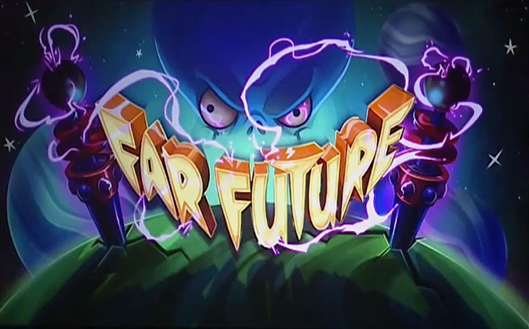 Plants vs. Zombies 2 - Far Future