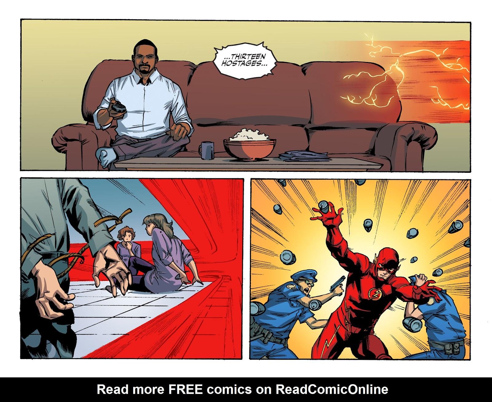 The Flash: Season Zero [I] Issue #20 #20 - English 5