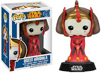 Funko Pop! Queen Amidala