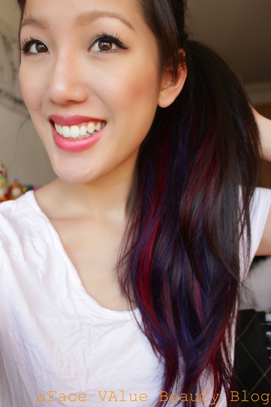 Face Value Beauty Blog: My Quest For Purple Hair via BLEACH LONDON.