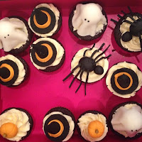 Halloween Cupcake Party New England Fall Events