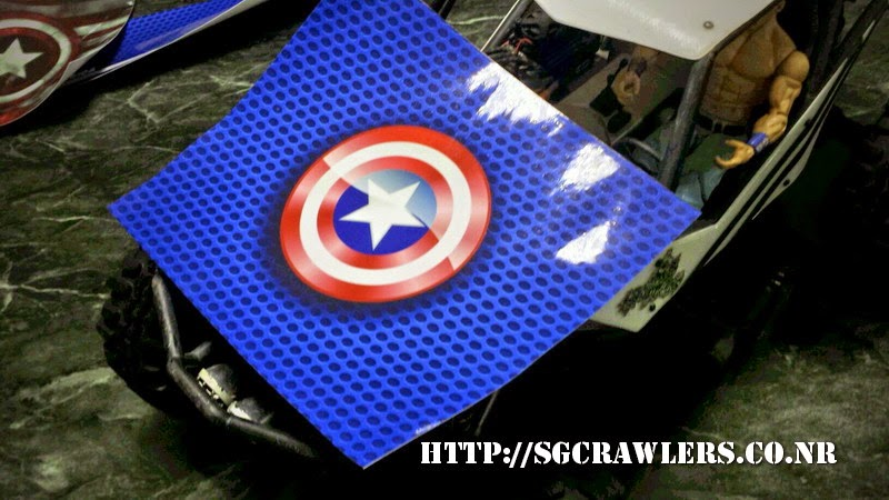 build - Boolean21's Axial Wraith build - Updates: New Paint scheme - Captain America's Axial Wraith - Page 2 IMG-20140814-WA0043_resized2