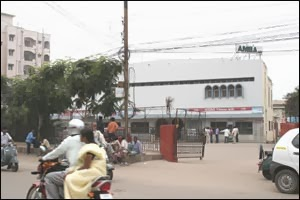 Aaradhana Cinema Hall 70MM Tarnaka