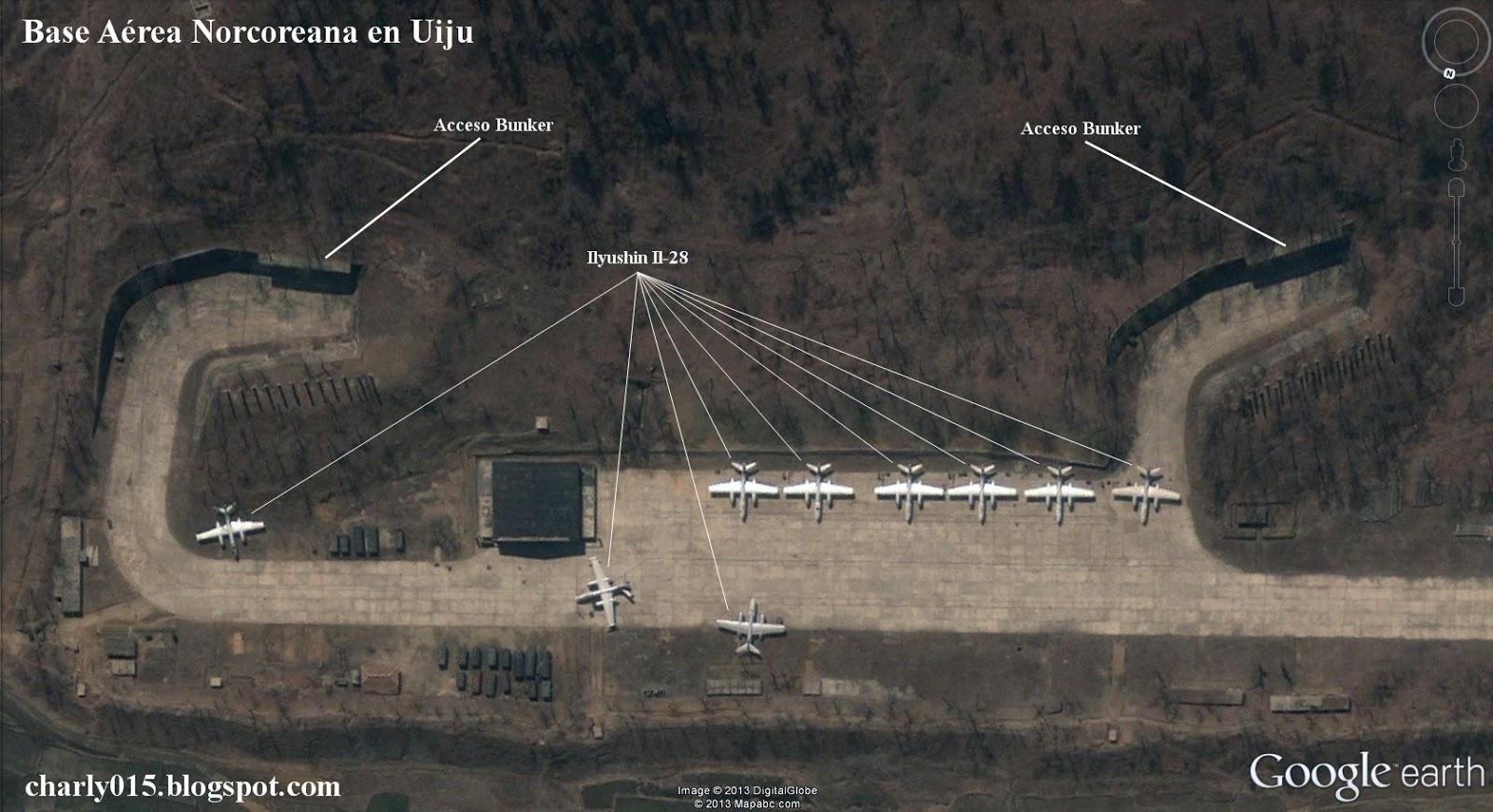 Fuerzas armadas de la Republica de Corea (del sur) Corea+del+norte+uiju+3
