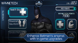 Batman Arkham City Lockdown v1.5 for iPhone/iPad