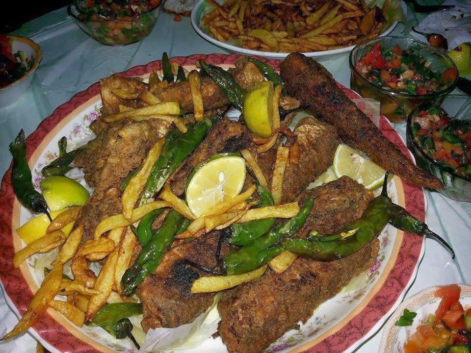Sardine a la tunisienne