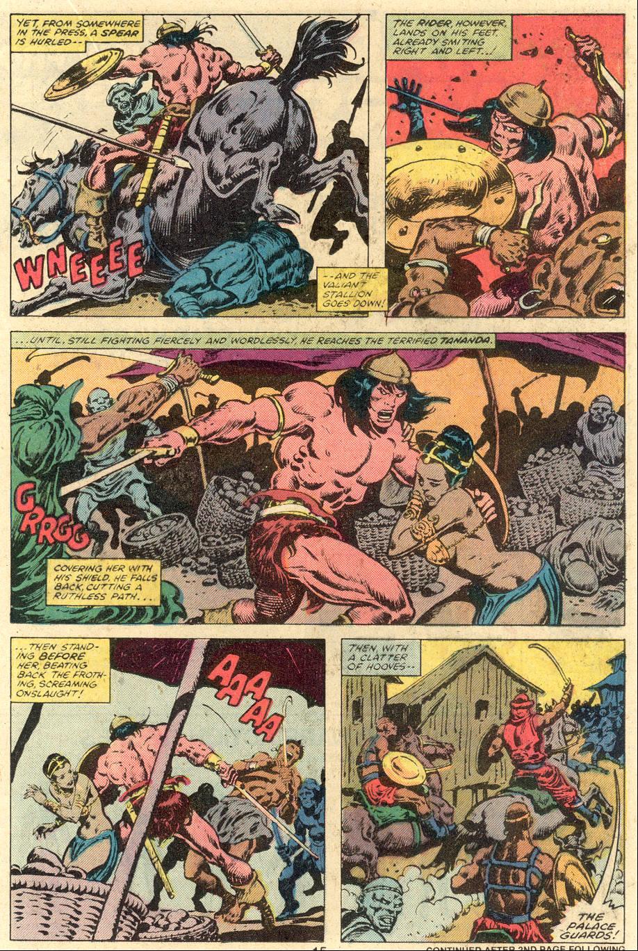 Conan the Barbarian (1970) Issue #106 #118 - English 11