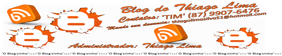 Blog do Thiago Lima