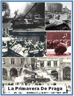 La Primavera De Praga 1968