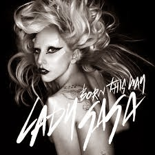 LADY GAGA : BORN THIS WAY
