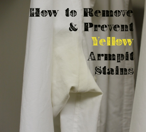 Agb style april 2012 for Removing armpit stains from colored shirts