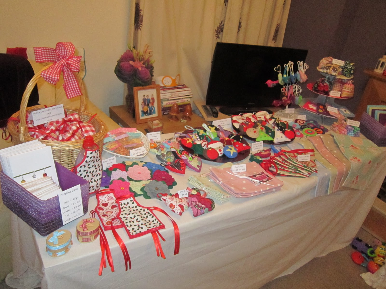 Sweet williams craft fair tips for What to make for a craft fair