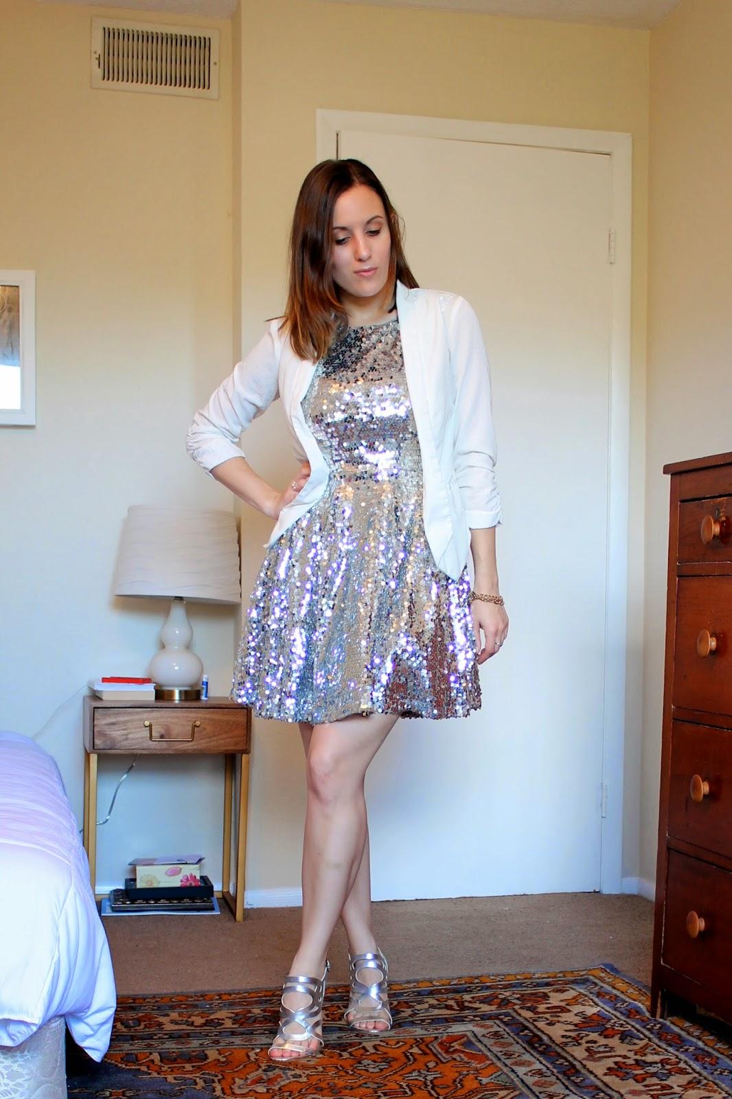 Nordstrom, BCBG Paris, style blog, fashion blog, NYE style, holiday outfits, holiday fashion, winter style, winter wardrobe
